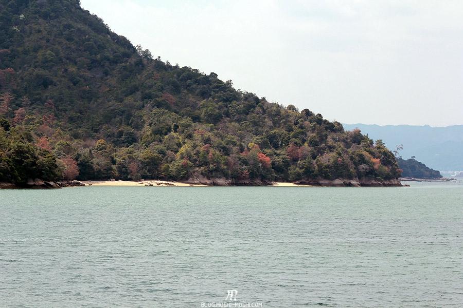 Miyajima-Hiroshima-saison-sakura-cotes-ile