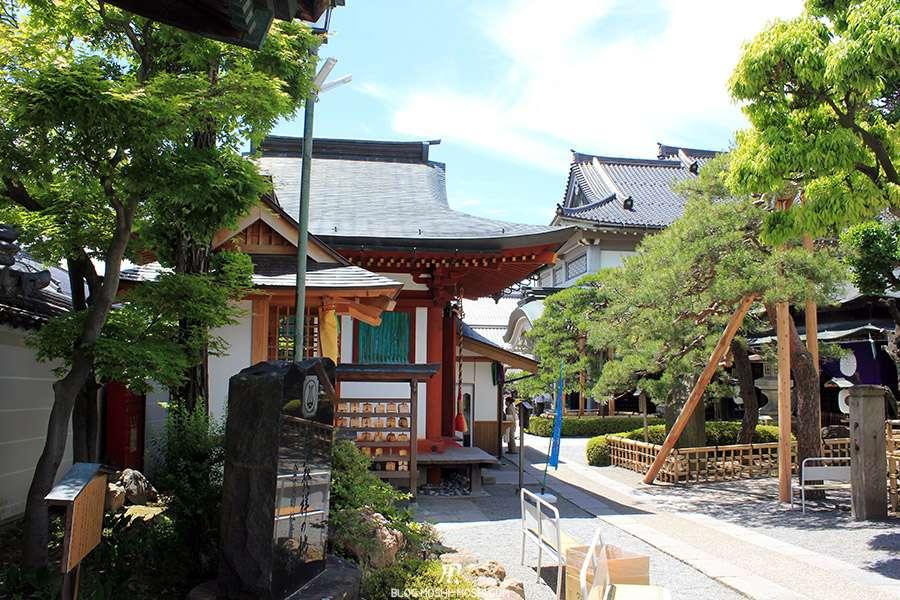 Nagano-temple-Zenko-ji-festival-Gokaicho-ema