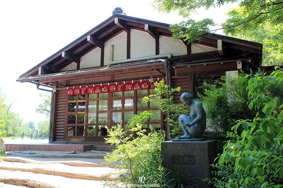 Nagano-plantation-wasabi-ferme-Wasabi-batiment-sanctuaire