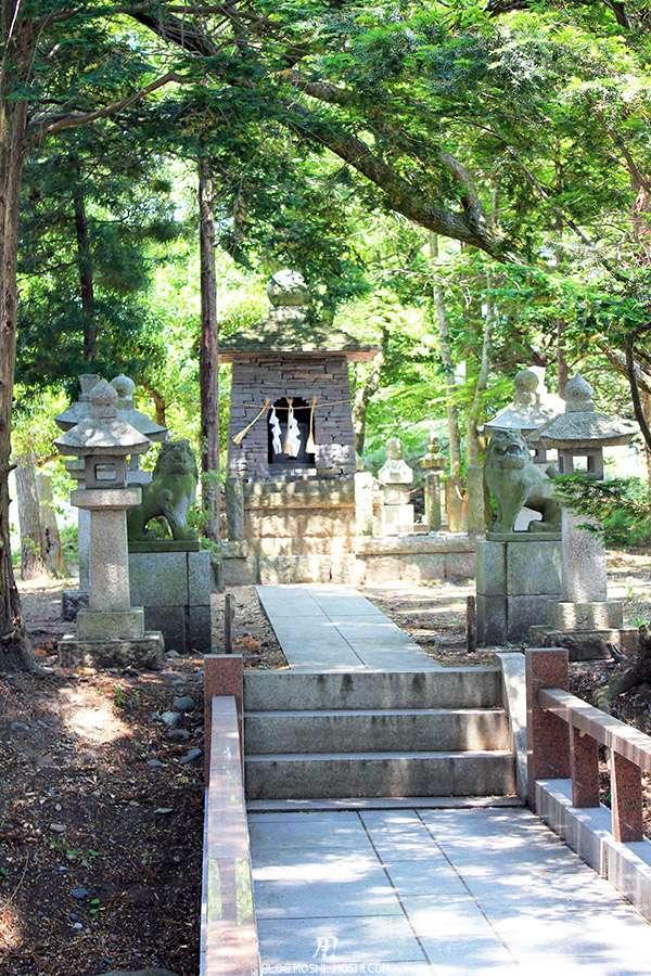 Nagano-plantation-wasabi-ferme-Daio-Wasabi-petit-sanctuaire