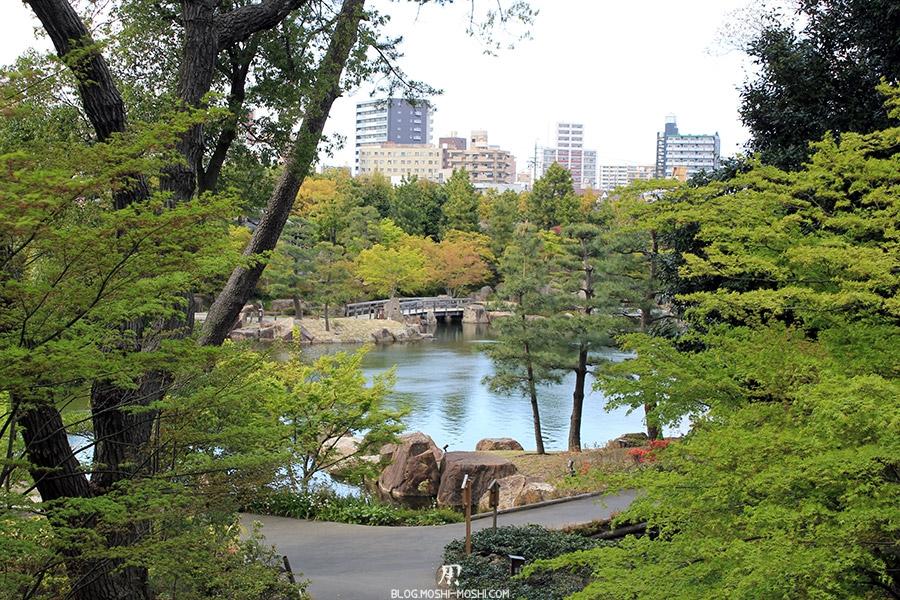 tokugawaen-parc-nagoya-vue-etang