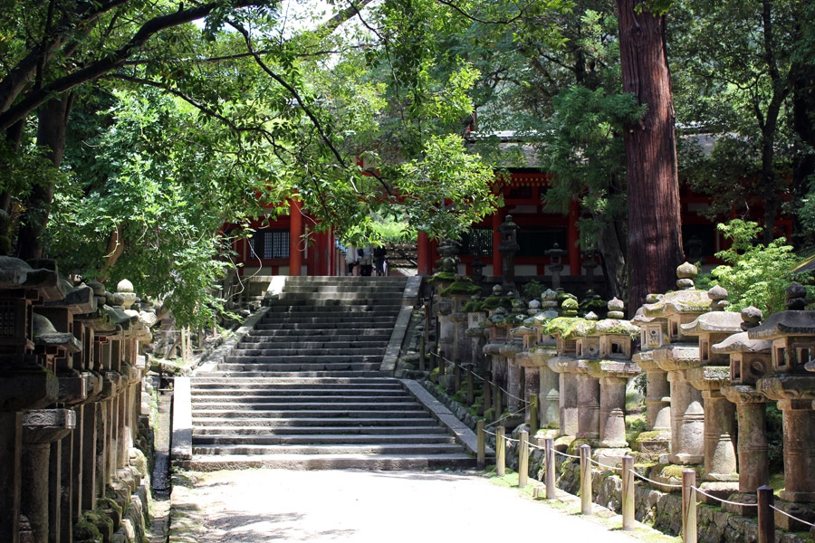 kasuga-taisha Nara