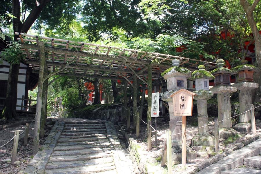 kasuga-taisha-Nara-paysage-ghibli