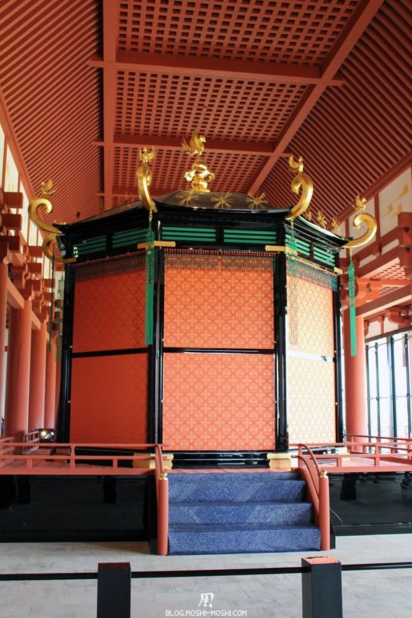 Nara-palais-heijo-premier-daigokuden-hall-loge-imperiale