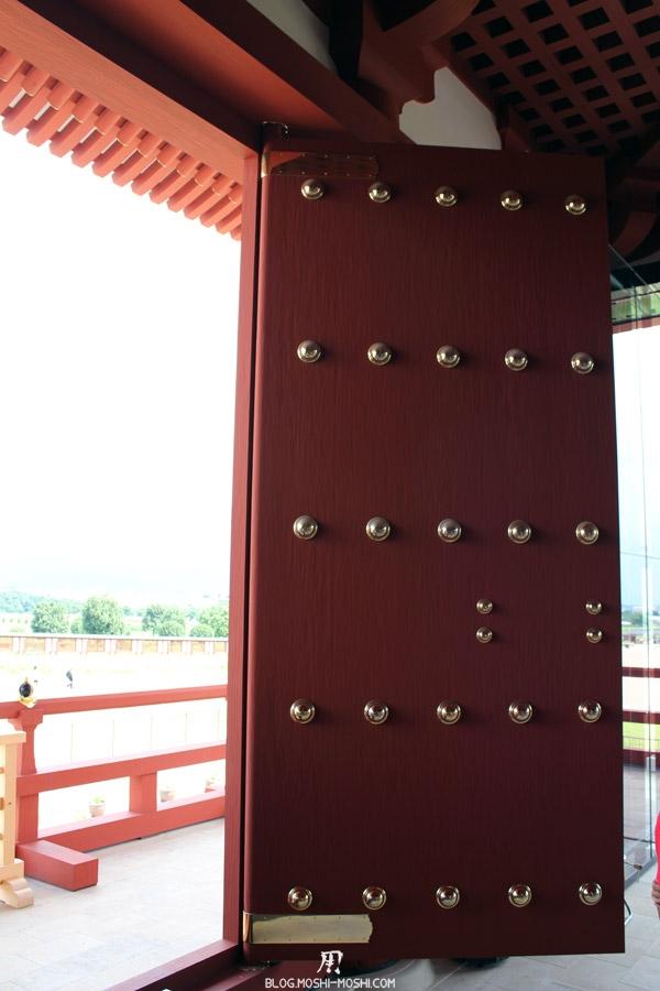Nara-palais-heijo-premier-daigokuden-hall-porte
