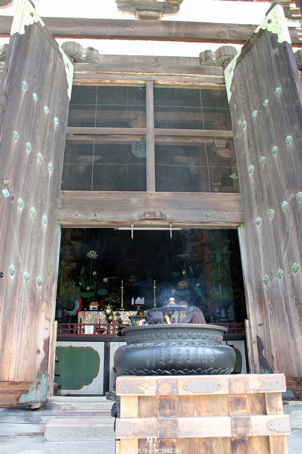 temple-todai-ji-Nara-autel-encens