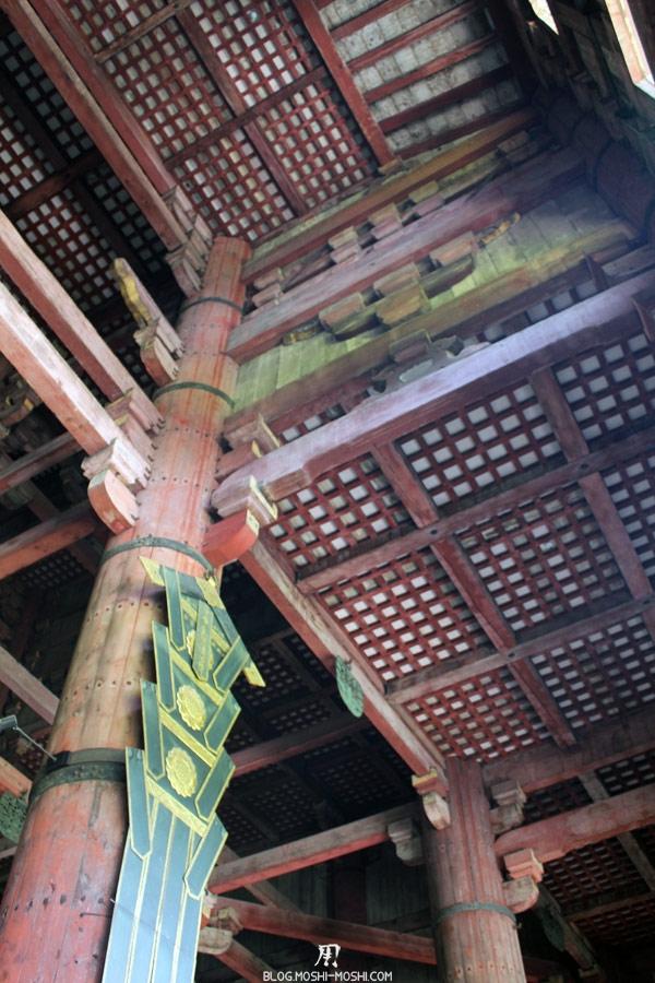 temple-todai-ji-Nara-details-charpente