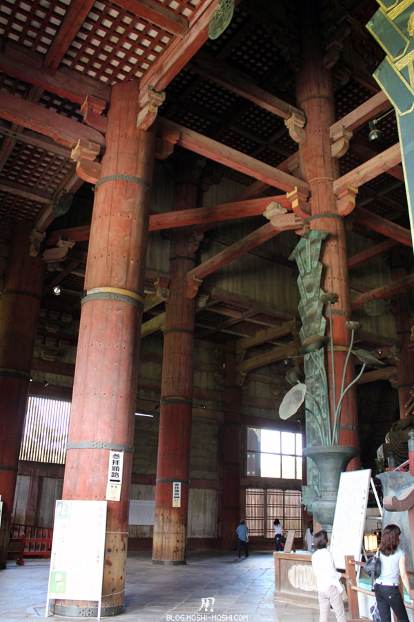 temple-todai-ji-Nara-hauteur-hall