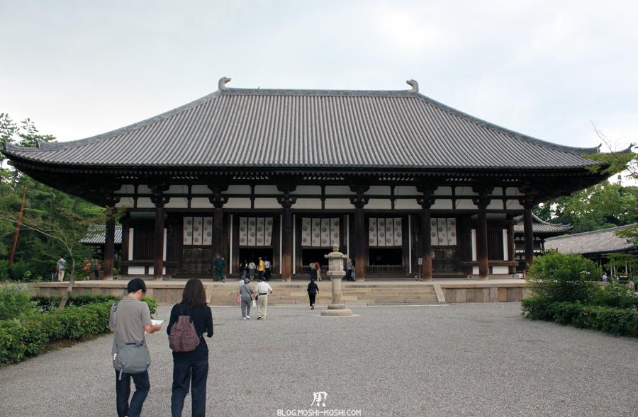 temple-toshodai-ji-Nara-batiment-principal