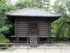 temple-toshodai-ji-Nara-sous-la-pluie