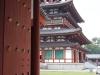 yakushi-ji-Nara-vue-sous-porte