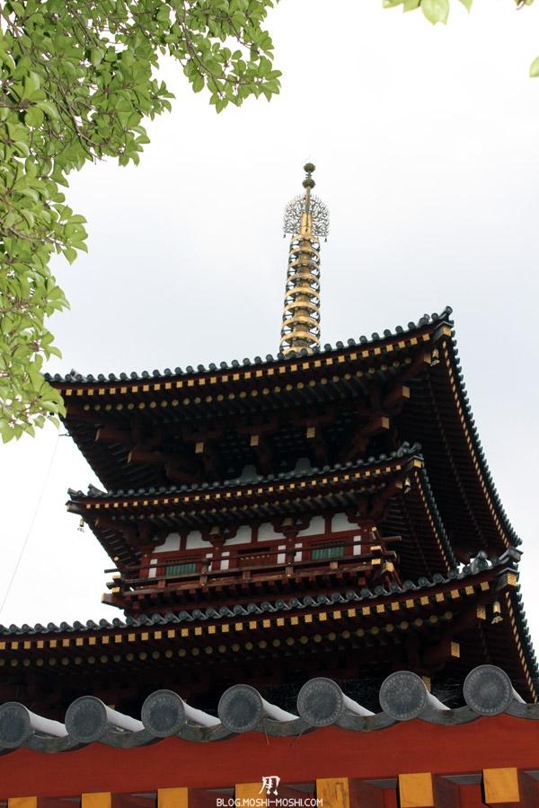 yakushi-ji-Nara-antenne-pagode-ouest