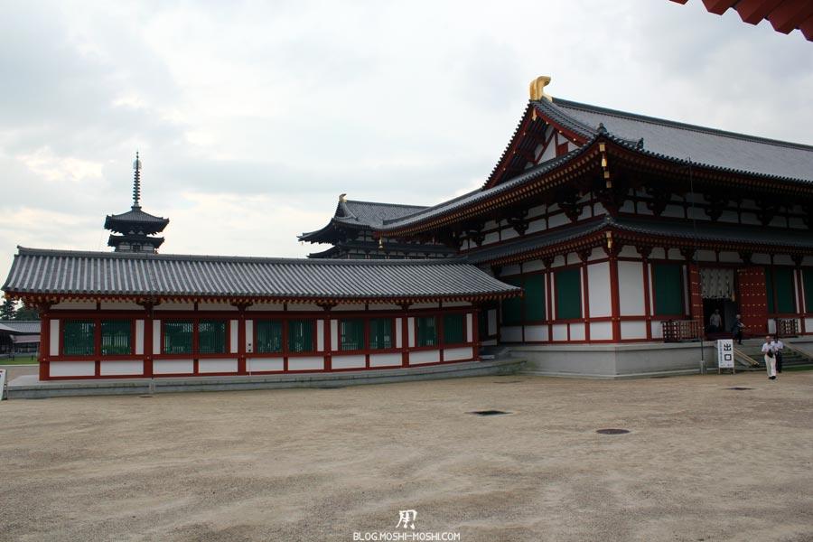 yakushi-ji-Nara-cour