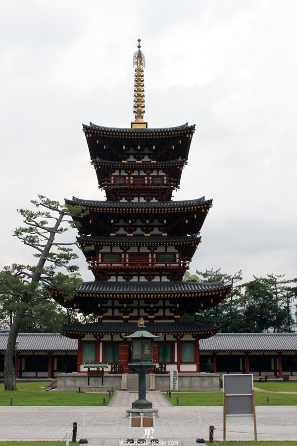 yakushi-ji_pagode_ouest_face