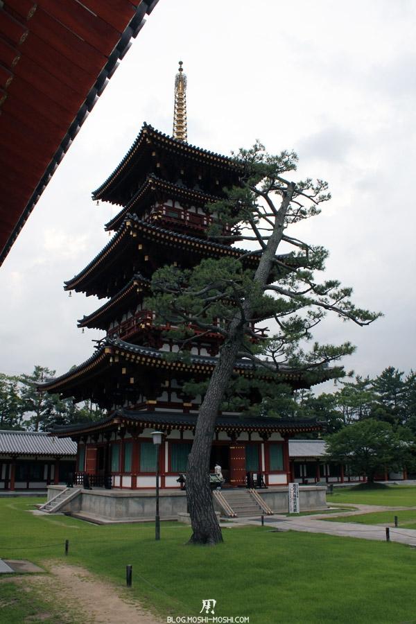 yakushi-ji-Nara-pagode-ouest