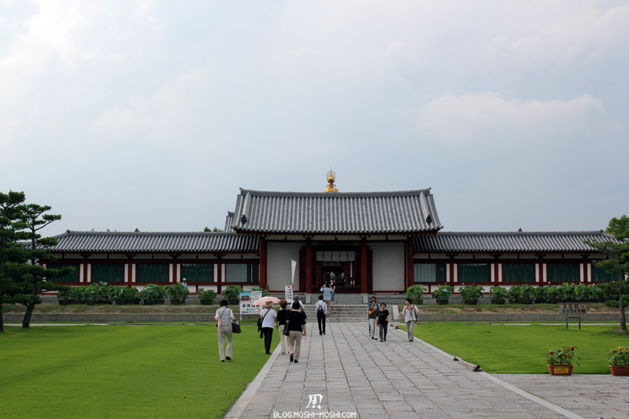 yakushi-ji-Nara-vue-vers-pagode-genjo