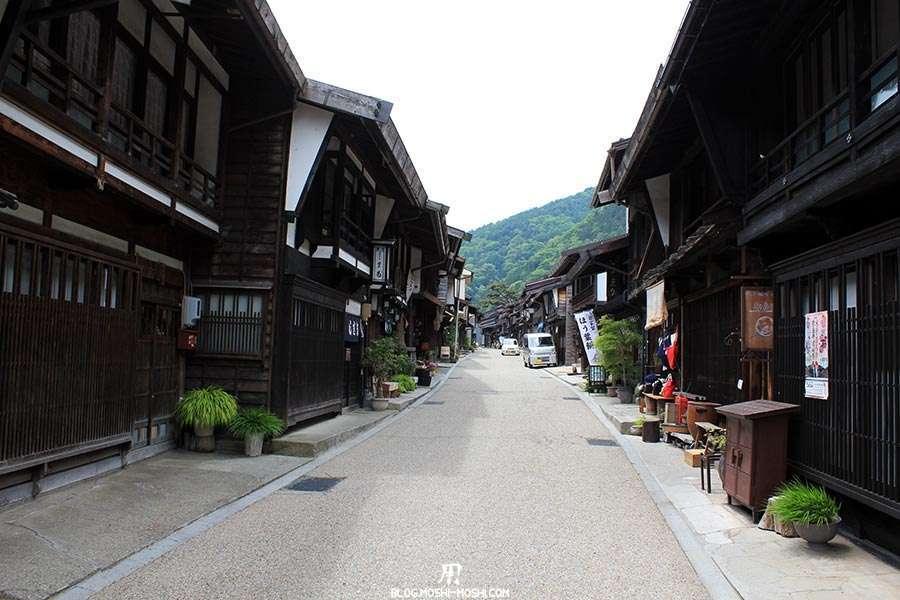 narai-juku-village-etape-nakasendo-personne