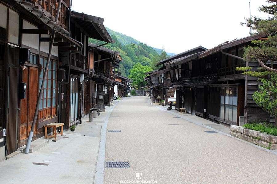 narai-juku-village-etape-nakasendo-toujours-personne