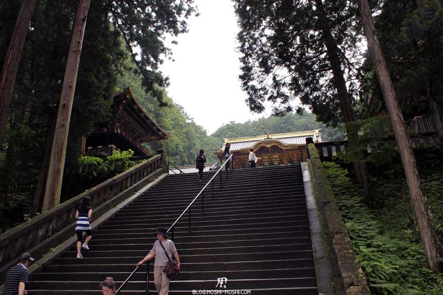 Nikko-futarasan-jinja-montee