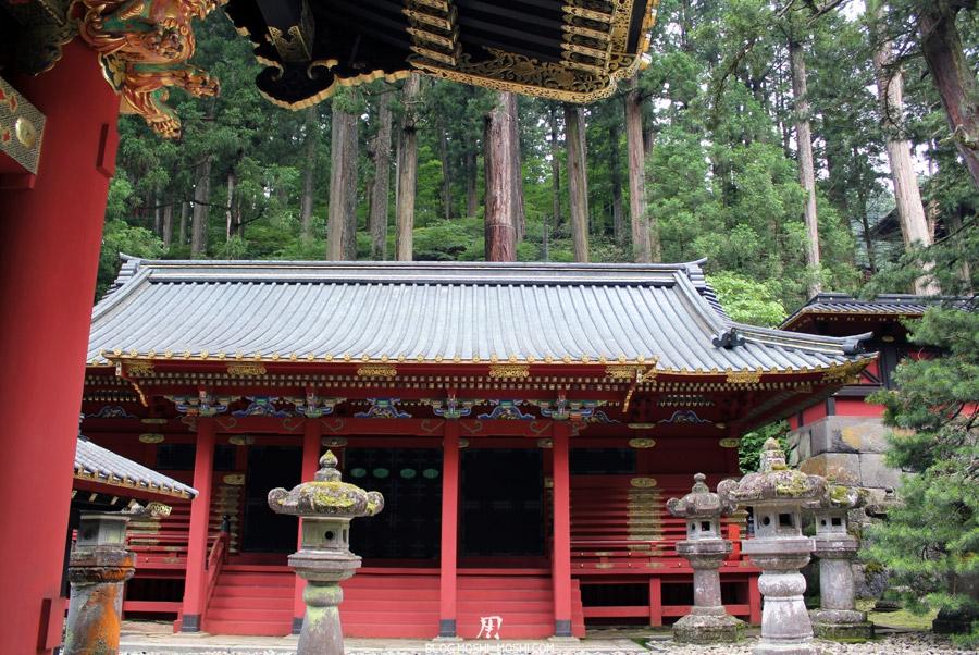 Nikko-futarasan-jinja-rouge-or