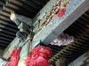 Nikko-futarasan-jinja-dragon-rouge-sculpte-bois