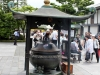 Nikko-rinno-ji-encens