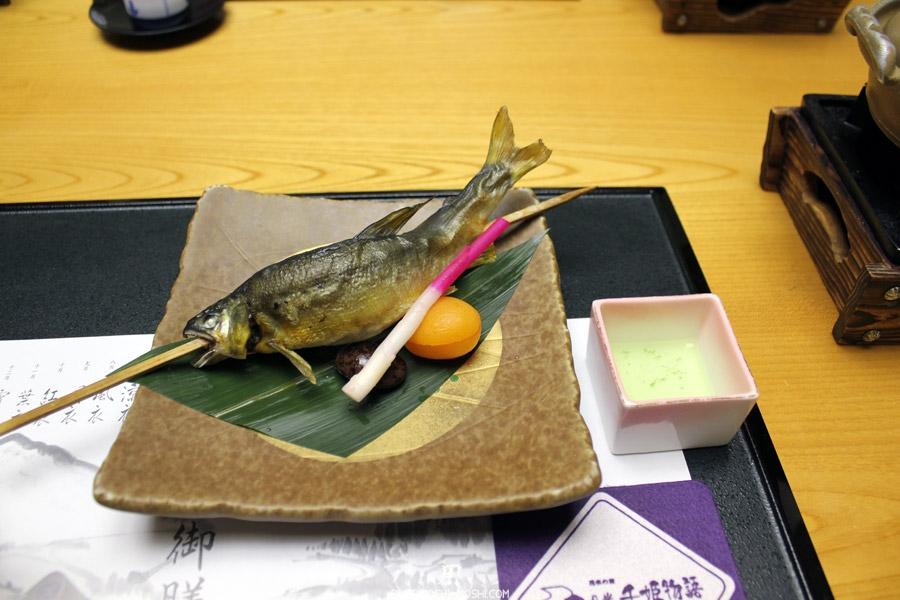 ryokan-seikoen-nikko-diner-poisson-grille