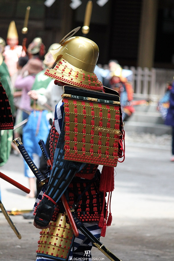 nikko-shunki-reitaisai-matsuri-grand-festival-de-printemps-otabisho-armure-samurai-gros-plan