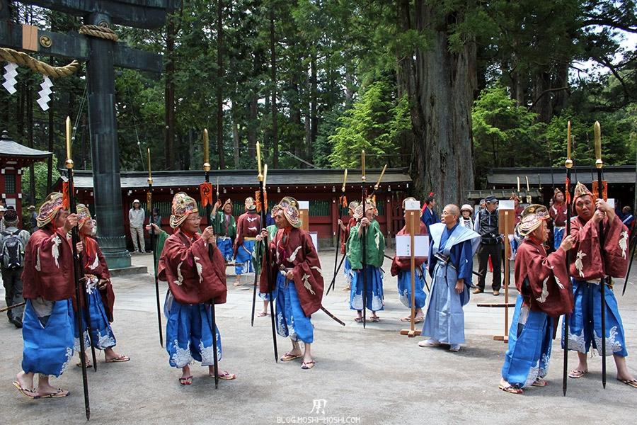 nikko-shunki-reitaisai-matsuri-grand-festival-de-printemps-otabisho-lanciers