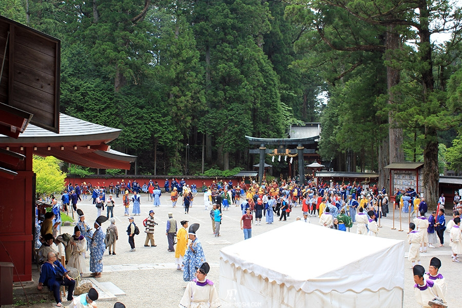 nikko-shunki-reitaisai-matsuri-grand-festival-de-printemps-otabisho-plan-large-preparation-participants