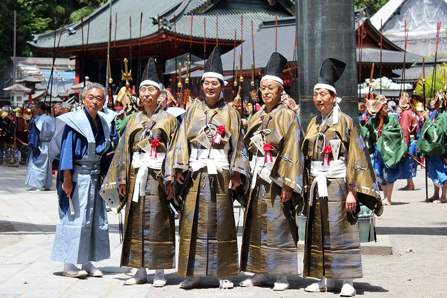 nikko-shunki-reitaisai-matsuri-grand-festival-de-printemps-photo-groupe
