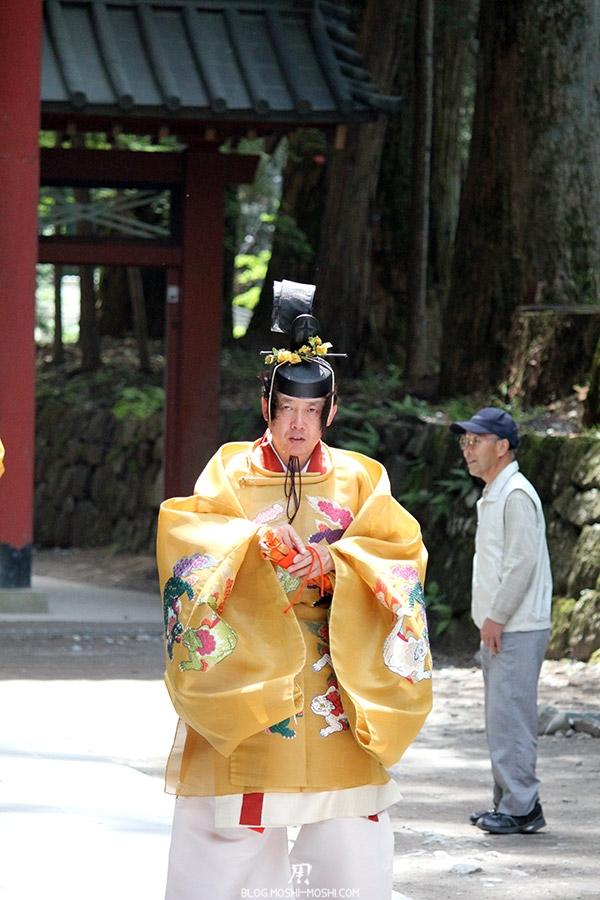 nikko-shunki-reitaisai-matsuri-grand-festival-de-printemps-pretre-solitaire