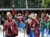 nikko-shunki-reitaisai-matsuri-grand-festival-de-printemps-otabisho-lanciers-gros-plan