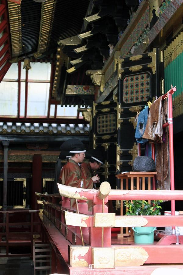 Nikko-tosho-gu-musiciens-mariage