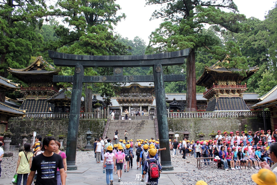 Nikko-tosho-gu-school-trip