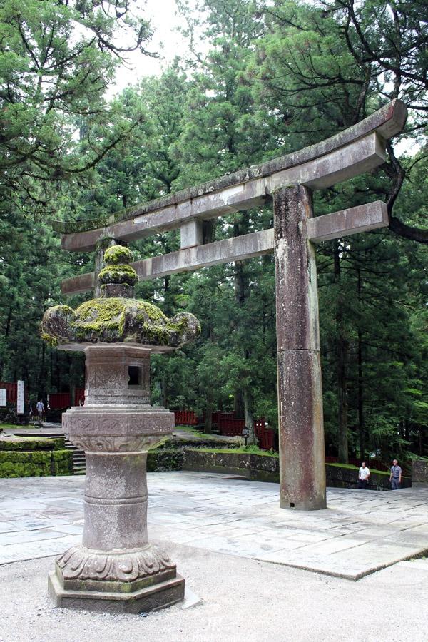 Nikko-tosho-gu-torii