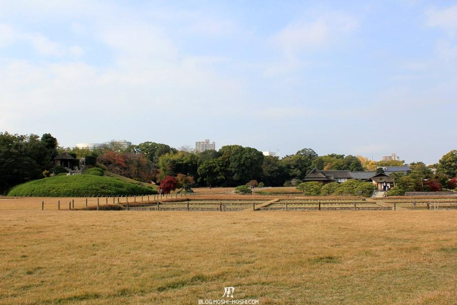 okayama-jardin-koraku-en-saison-momiji-automne-vert