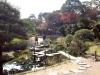 okayama-jardin-koraku-en-saison-momiji-chemin-traverse-bois-eau