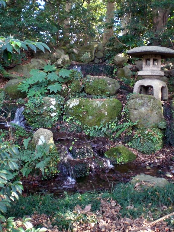 sanctuaire-oyama-Kanazawa-lanterne