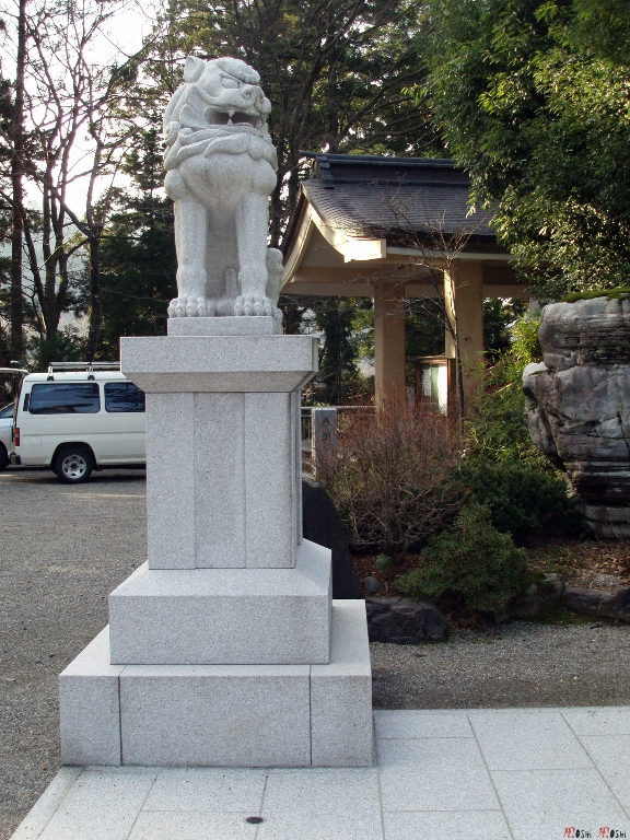 shrine-shirayama-hime-gardien