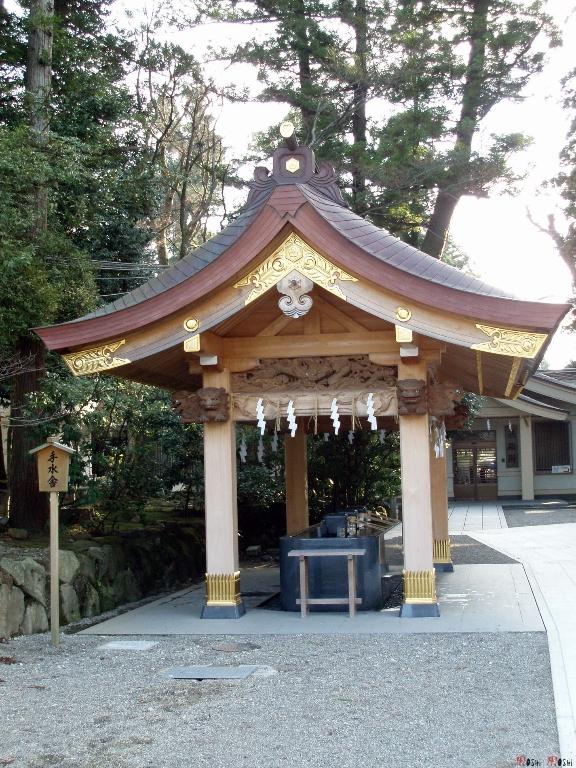 shrine-shirayama-hime-superbe-temizuya