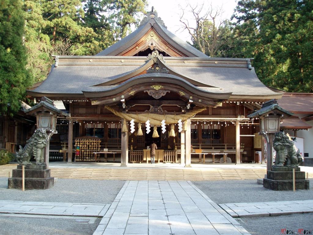 shrine-shirayama-hime-vue-entier