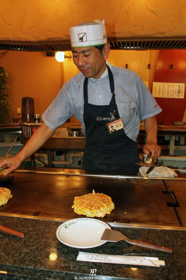 osaka-quartier-dotonbori-restaurant-botejyuu-chef-en-action