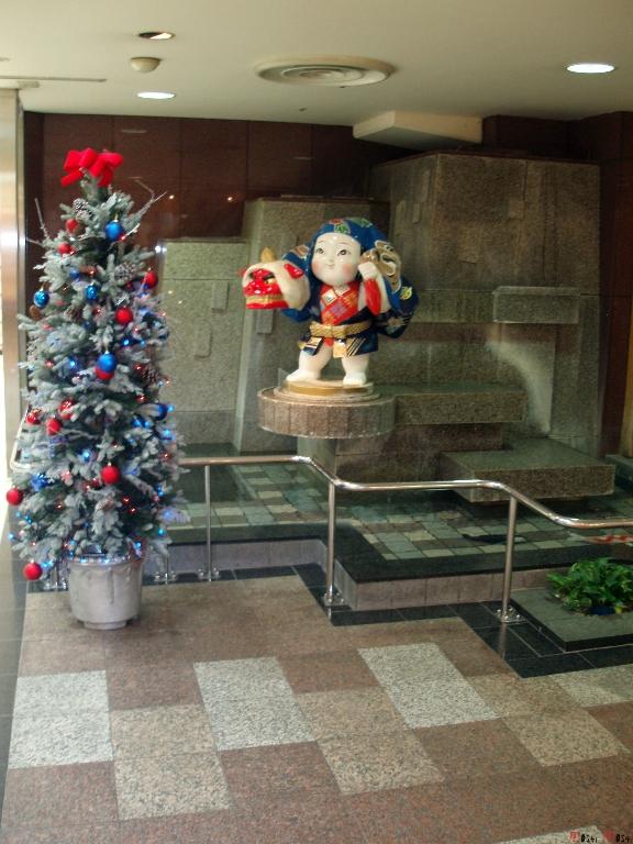 sous-sol-gare-kanazawa-decoration-noel