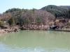 hida-no-sato-village-folklorique-musee-takayama-gifu-lac-drapeau-japonais