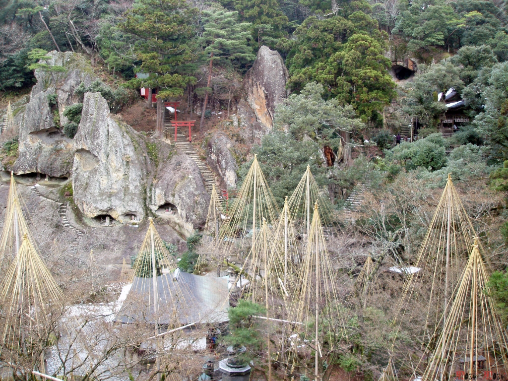 temple-natadera-Komatsu-vue-flanc-oppose