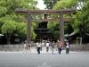 meiji-jingu-Tokyo-torii