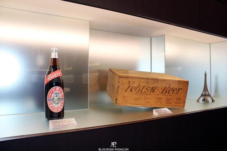 musée de la bière Tokyo