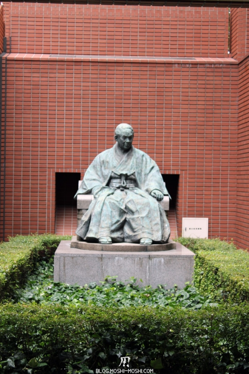 quartier-ebisu-Tokyo-musee-biere-yebisu-statue-fondateur