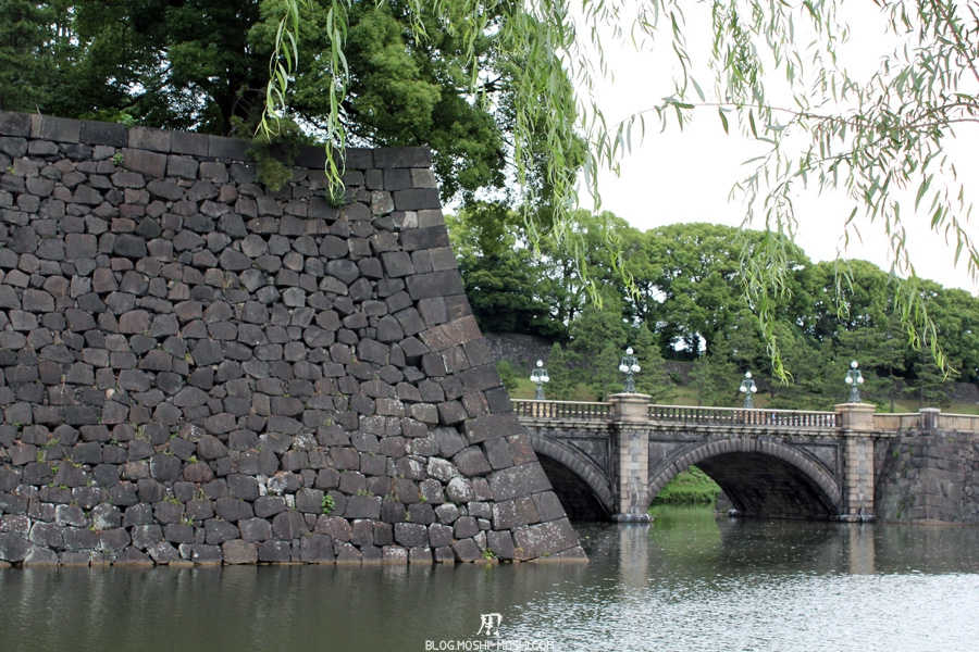 palais-imperial-Tokyo-pont-nijubashi-enceinte